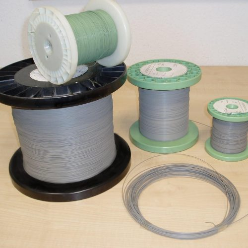 PTFE coating for wire