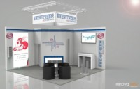 Rhenotherm Stand ICE Europe in München (Halle A6 Stand 523)